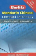 Mandarin Chinese Compact Dictionary