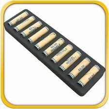Rolled Coin Organizer Storage Nickels Home Office Black 1 Nickel Holder Tray