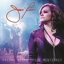 Jenni Rivera - Paloma Negra - Desde Monterrey [New CD]