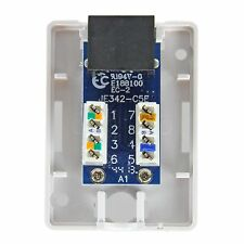 Startech.com 88605 Startech Network Accessory Wallbox1wh Single Cat5e Rj45 Wall