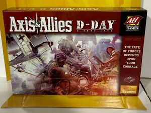 Axis & Allies - D-Day Game