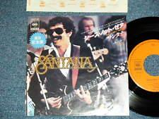 "SANTANA Japan 1977 NM 7""45 SHE'S NOT THERE"