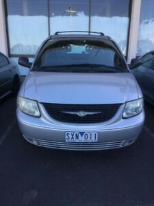 2004 CHRYSLER GRAND VOYAGER LX 7SEAT WAGON AUTO RWC/REGO (Vic)/Warranty [SXN011]