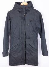 c1b61758 Nike женский парка куртка черный хлопок повседневный досуг размер Xs UK8