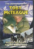 Adventures of Toby McTeague (DVD, 2011)