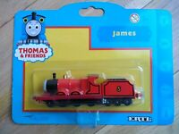 NEW - Sealed! Thomas the Tank Engine and Friends: James - Number 5 Train by ERTL