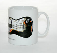 Guitar Mug. Jimi Hendrix's Fender Stratocaster from the Finsbury Park Astoria