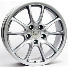 19 inch CORSAIR SLV WHEELS SET - PORSCHE 911 996 997 WIDEBODY - ITALY - WAS $4K!
