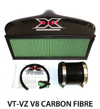 Commodore LS1 CAPA X-Air OTR Cold Air Intake Induction Carbon Fibre xair