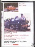 DVD No 9 Loco FS 740-451 Treno Befana Firenze Borgo S L                       aa