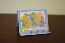 "Heart Family Doll House School Room 1.5"" Preschool Student Mini Easel"