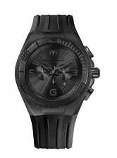 Technomarine 112004 Cruise Night Vision II Black Superluminova Indexes Quartz