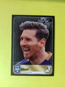 LIONEL MESSI PANINI FIFA 365 2016-2017 #565