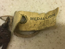 More details for historic st andrew's amb assoc1882 medal member number n635 orig medallion tag