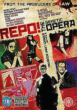 Repo! A Genetic Opera (DVD, 2009)New and Sealed R2