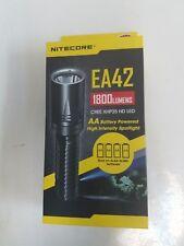 Nitecore Explorer EA42 CREE XHP35 HD LED 4x AA Flashlight 1800Lumens