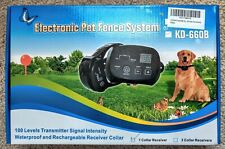 Conovo Electronic Wireless Hidden Dog Fence System - NEW - Free Shipping!