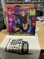 Hackers Original Motion Picture Soundtrack 2 LP RSD 2020 25 Anniversary