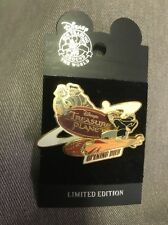 TREASURE PLANET Opening Day 2002 3D Pin, L E of 2000  New on Card