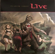 Live Throwing Copper 25th Anniversary Double LP Vinyl Europe Island 2019 17