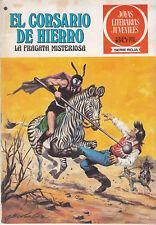 EL CORSARIO DE HIERRO - JOYAS LITERARIAS JUVENILES SERIE ROJA Nº 52