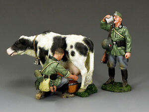 King & Country WH001 Fresh Milk Today! MIB Retired