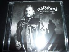 Motorhead The Best Of Greatest Hits 2 CD - New