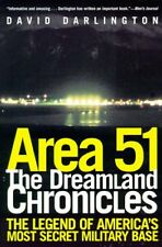 Area 51: The Dreamland Chronicles by David Darlington