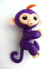 Purple Monkey FINGERLING - Great Working Condition - WowWee