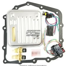 A604 40TE 41TE MOPAR Input Output Speed Sensor W/ Wire Harness SET Filter KIT