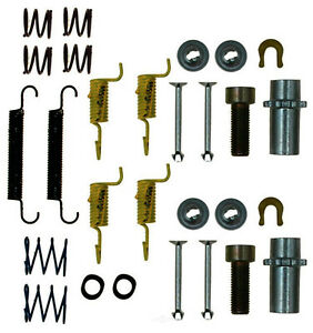 Parking Brake Hardware Kit Rear ACDelco Pro Brakes 18K2077