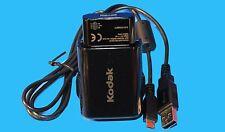 GENUINE KODAK K20-EC CAMERA CHARGER USB C195 M522 M530 M531 M575 M580 M583 M590