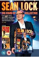 Sean Lock Stand up Collection DVD 2011 Region 2