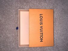 Louis Vuitton Authentic Empty Gift Box