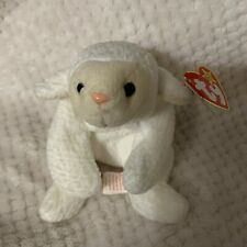 New Listing1996 Ty Beanie Babies Retired - Fleece the Sheep/Lamb - Lamb Plush - With Tags