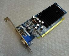 64MB HP 5188-2888 nVidia GeForce 6200SE TC PCI-e VGA S-Video Comp Graphics Card