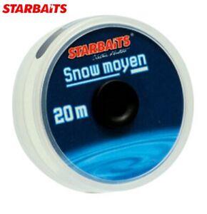 Fil Soluble Starbaits Snow Moyen 20m