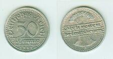 50 Pfennig   1919 E