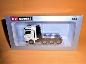 WSI MODELS 03-2026 MAN TGX XXL Euro 6c Facelift Zugmaschine weiß 1/50 TOP&OVP (1