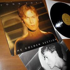John Foxx - The Golden Section LP Vinyl Album 1983