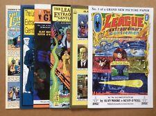 League of Extraordinary Gentlemen 1999 1 VF 2 FN/VF 3 FN 4 FN 5 VF 6 FN ABC 1-6