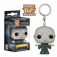 "HARRY POTTER - LORD VOLDEMORT 2"" POCHE POP PORTE-CL�‰S FIGURINE EN VINYLE FUNKO"