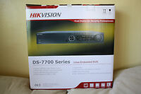 HIKVISION Video Surveillance - DS-7716NI-SP/16 NVR --16 Channel-- Up to 5MP