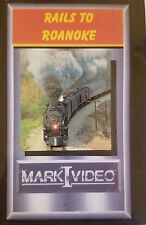 Mark I Video - RAILS TO ROANOKE - The 1987 NRHS Convention - DVD