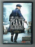 PEAKY BLINDERS - CILLIAN MURPHY - SAISON 4 - 2018 - 2 DVD SET - COMME NEUF