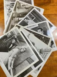 8 1958 Anita Ekberg PARIS HOLIDAY Bob Hope Original Movie Still Photo Lot A274