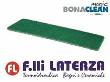BONASYSTEMS MAGIC CLEAN PULIZIA DI PAVIMENTI RICAMBIO TAMPONE ABRASIVO VERDE