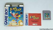 Bomb Jack - Nintendo Gameboy Classic - GB