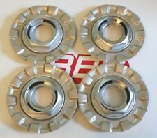 BBS {4} RZ CENTER CAP ASSEMBLIES PLATINUM COLOR 09.32.151P WITHOUT BBS LOGO