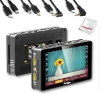 Portkeys LH5H 5.2¡± Touchscreen Camera Monitor for Sony/Canon/Z-Cam/Panasonic